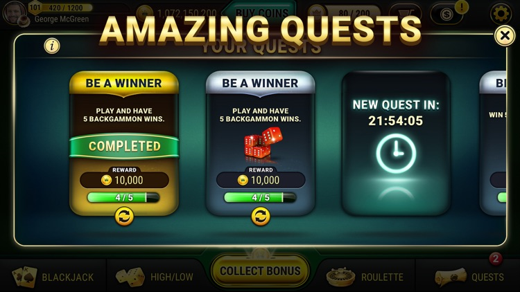Backgammon Live™ Board Game screenshot-3