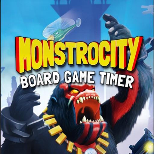 MonstroCity: Board Game Timer