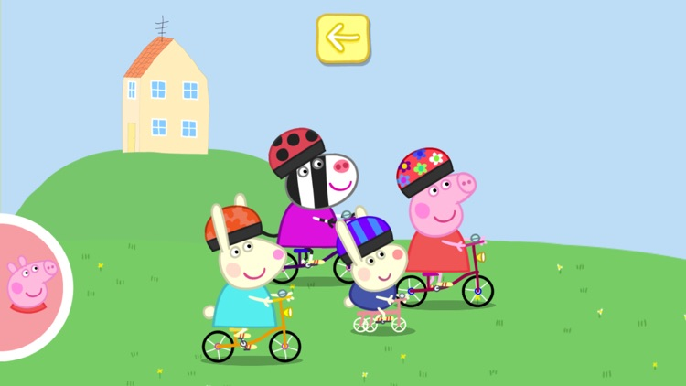 Peppa Pig: Sports Day screenshot-2