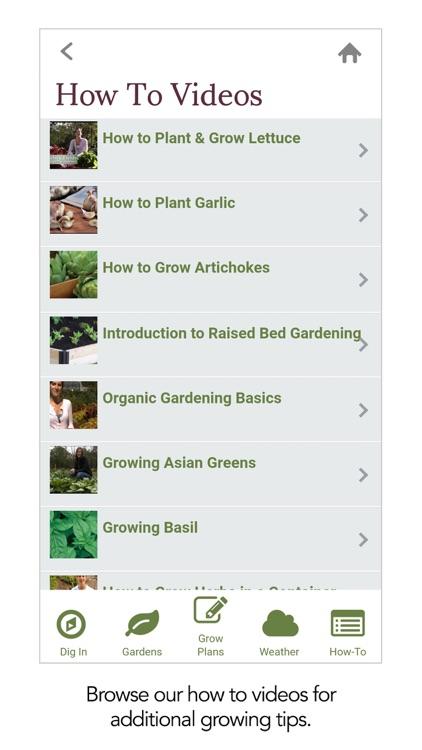 Garden Time Planner screenshot-6