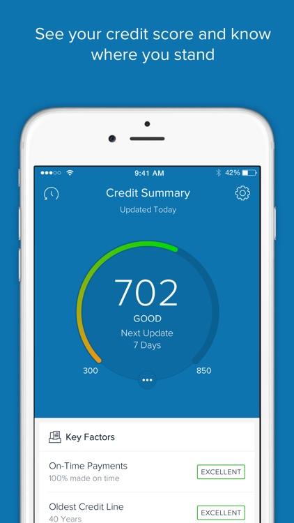 Capital One CreditWise screenshot-0