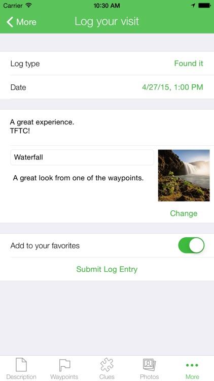 Geocaching Buddy screenshot-4