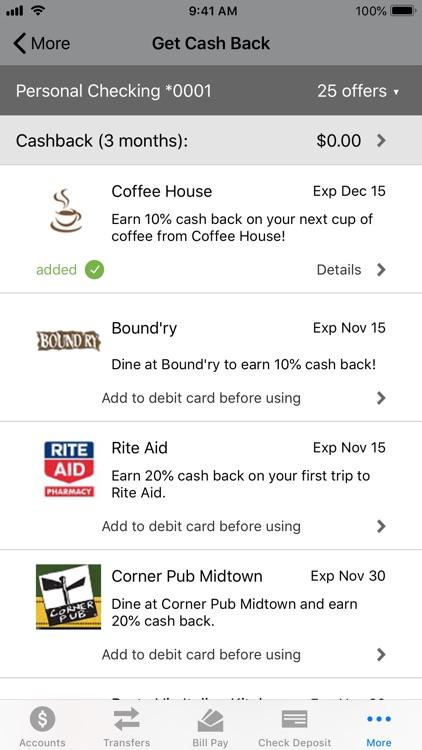 Cy-Fair FCU Mobile Banking screenshot-6