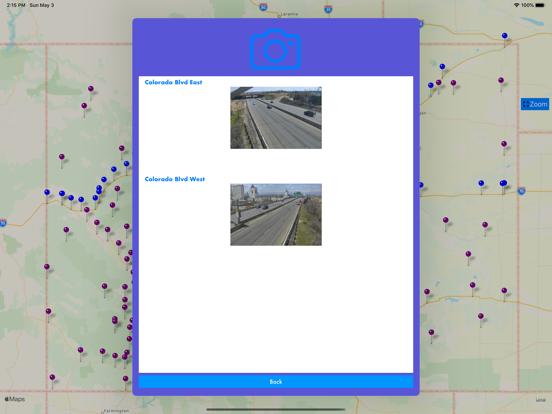 Traffic Cameras Colorado Lite screenshot 10