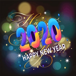 New Year 2020:Greetings Cards