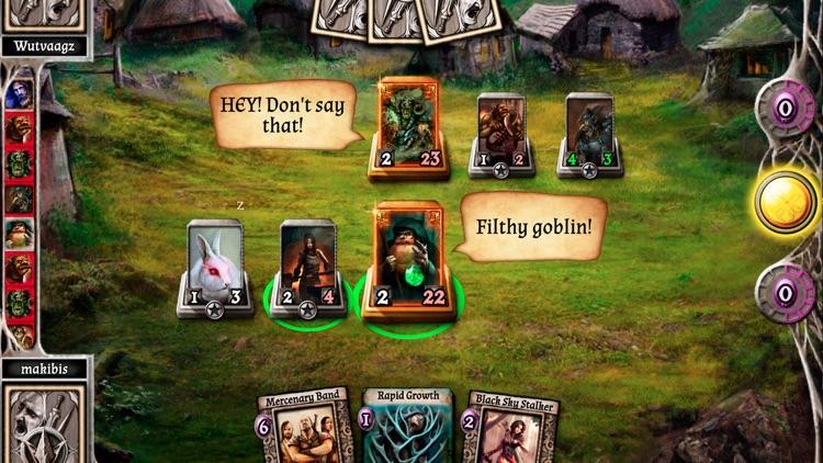 Drakenlords: RPG Card Duels screenshot-3