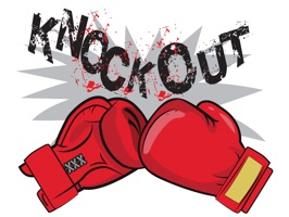 Knockout Stickers Pack