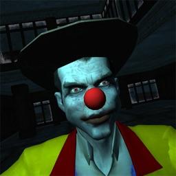 Toby the killer clown