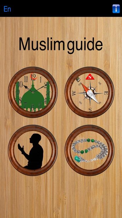 Muslim guide Pro