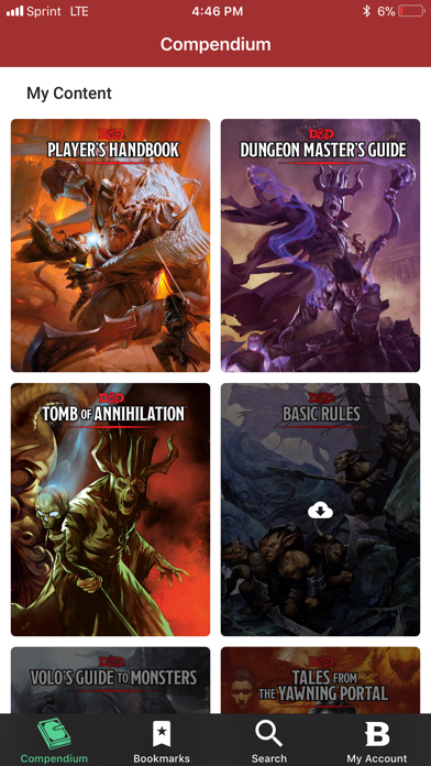 D&D Beyond by Wikia, Inc  (iOS, United States) - SearchMan App Data