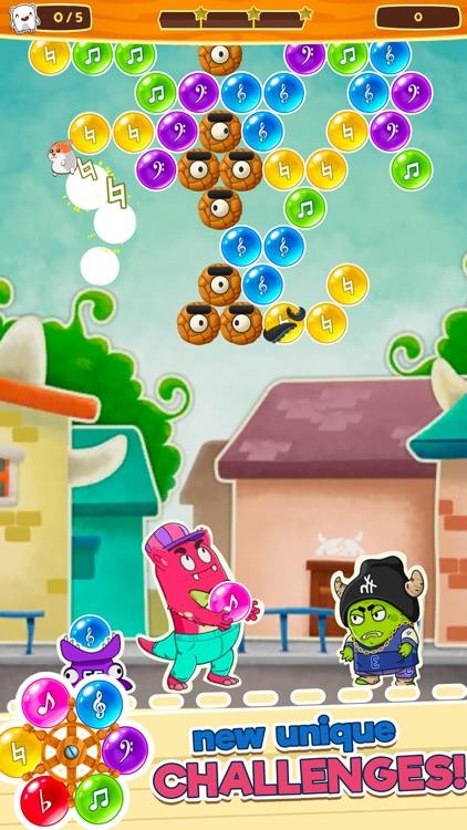 Halloween Games - Monster Pop screenshot-3