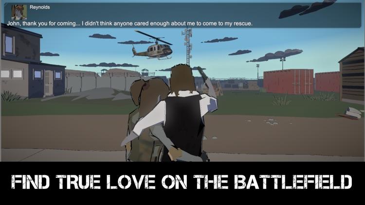 Grey's War Justification Lite screenshot-6