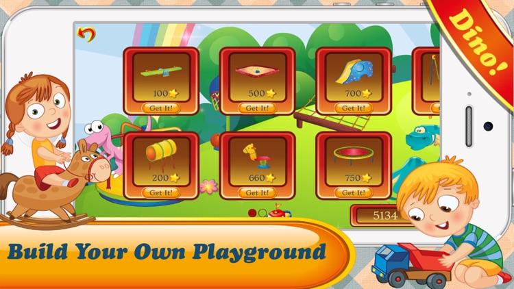 Dino Companion learning games screenshot-3