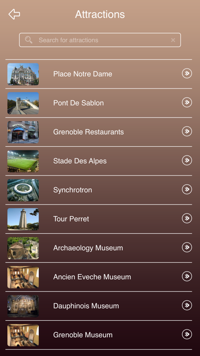 Grenoble Travel Guide screenshot three