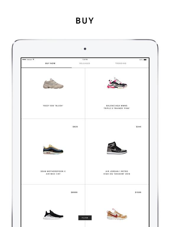iPad Image of GOAT – Shop Sneakers