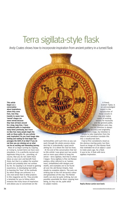 Woodturning Magazine screenshot-6