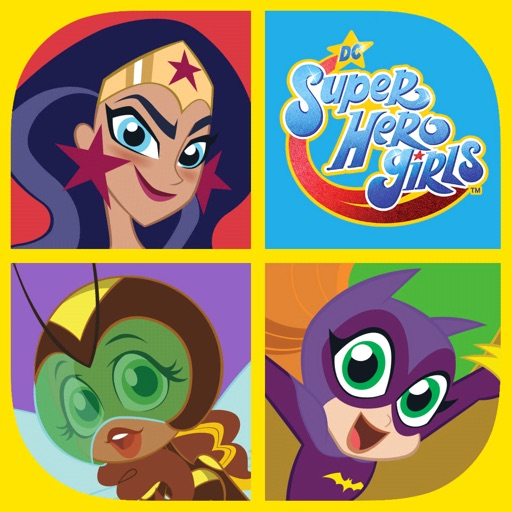 DC Super Hero Girls™ icon