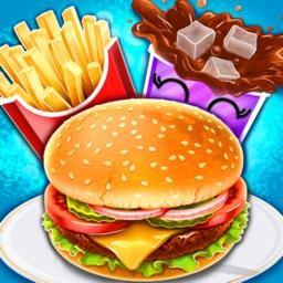 Yummy Burger Prep House