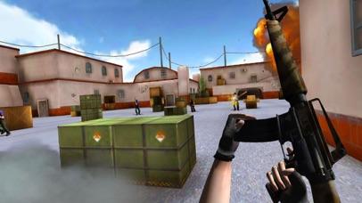 Sniper Gun War - City Survival Screenshot 2