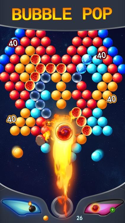 Bubble Pop-Bubble Pop Games screenshot-0