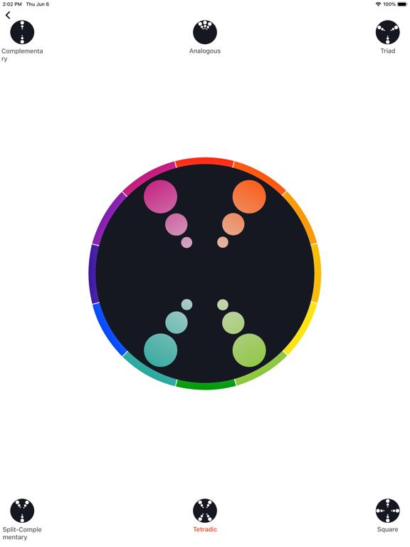 Color Wheel screenshot 8
