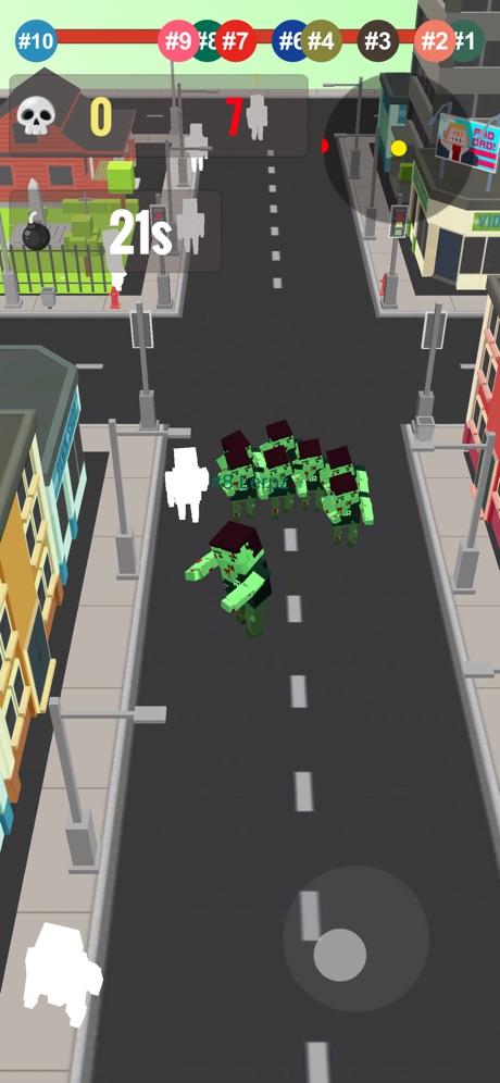 Zombie City:Survival Simulator
