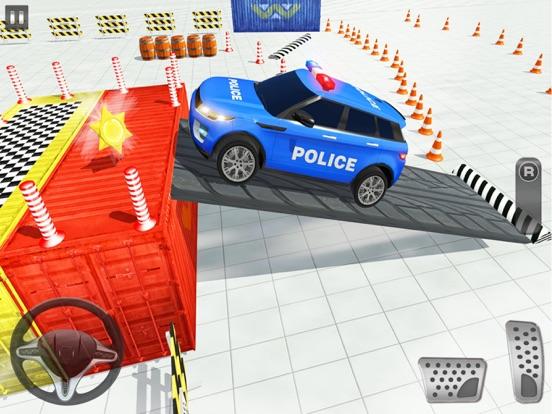 Advance Police Parking Game screenshot 10
