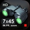 Night Capture Video Binoculars