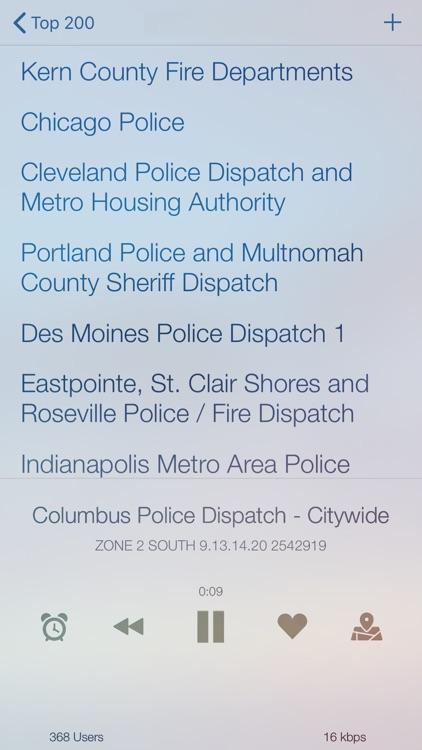 Police Scanner  screenshot-4