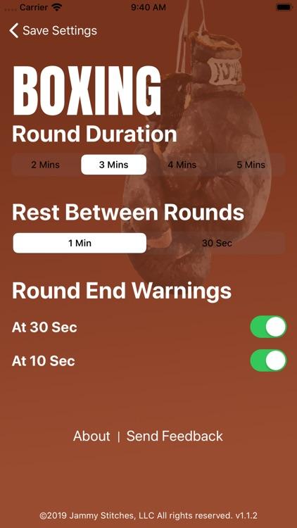 Rounds Timer screenshot-3
