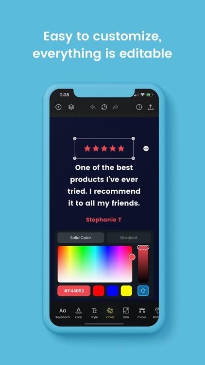 DesignLab - Graphic Design screenshot-9
