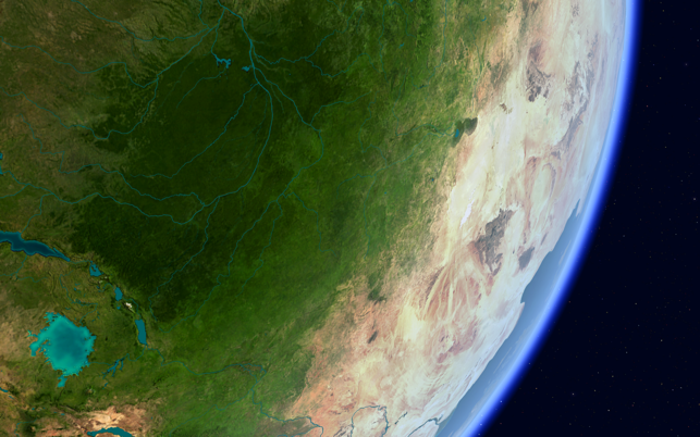Earth 3D Lite Screenshot