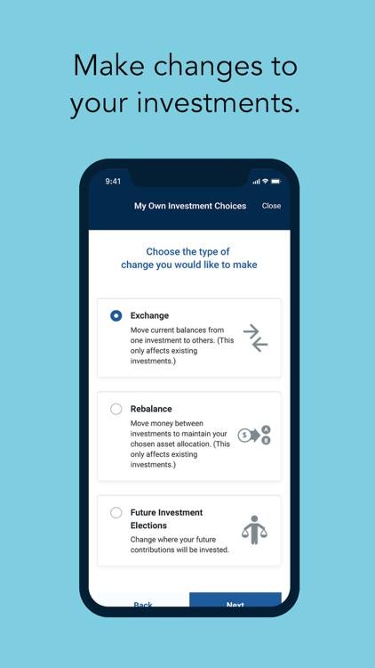 American Funds RKDirect 401k screenshot-3