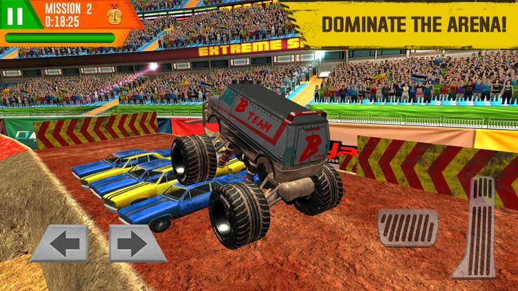 Monster Truck Arena screenshot-4