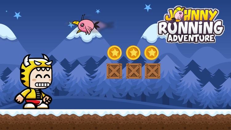 Johnny Running Adventure