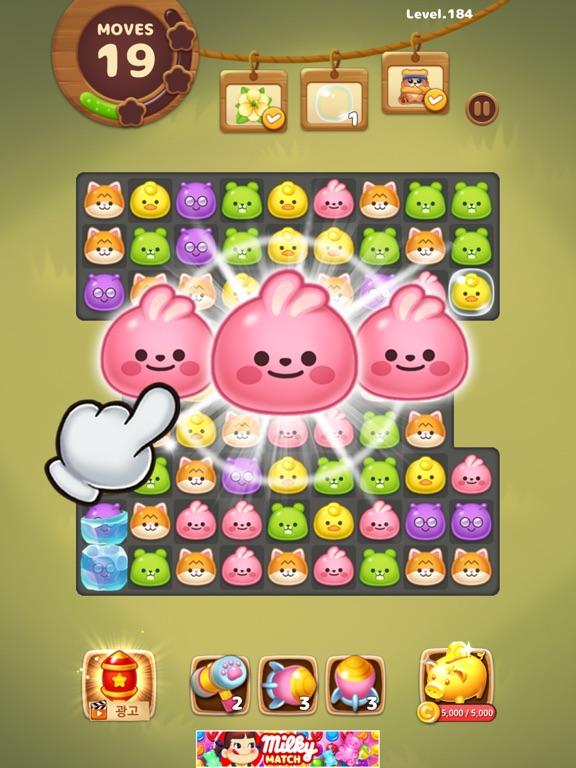 Candy Friends Forest screenshot 9