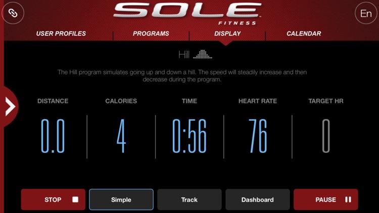 SOLE Fitness App screenshot-3