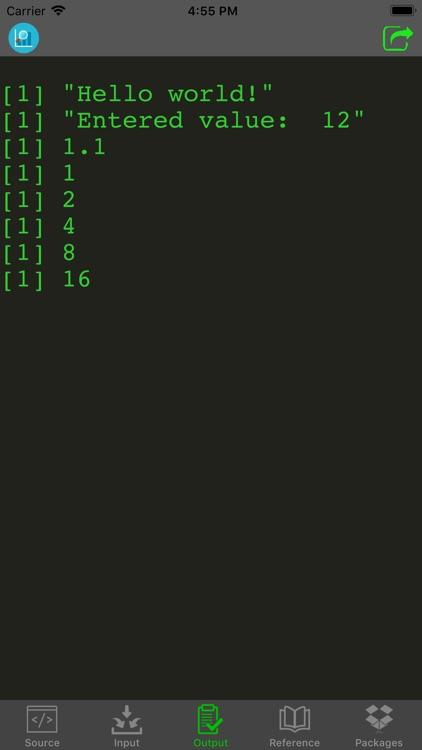 R Programming Compiler screenshot-3
