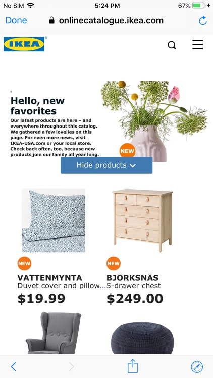 IKEA Catalog screenshot-2