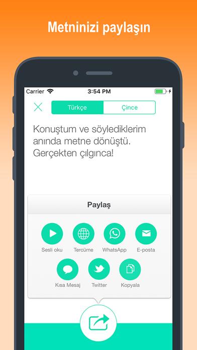 Aktif Ses! iphone ekran görüntüleri