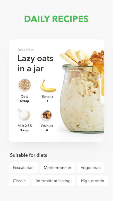 Diet & Meal Planner by GetFit wiki review and how to guide