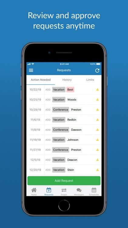 QGenda screenshot-4