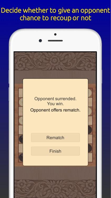 Checkers Online screenshot-6