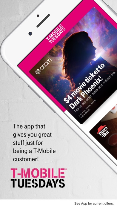 Download T-Mobile Tuesdays for Android