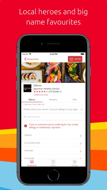 Just Eat Food Delivery By Just Eatcom