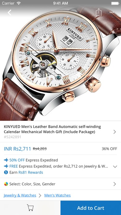 Mini - Buy Cool Gadget, Electronic Accessory, Watch at MiniInTheBox.com, Free Shipping screenshot
