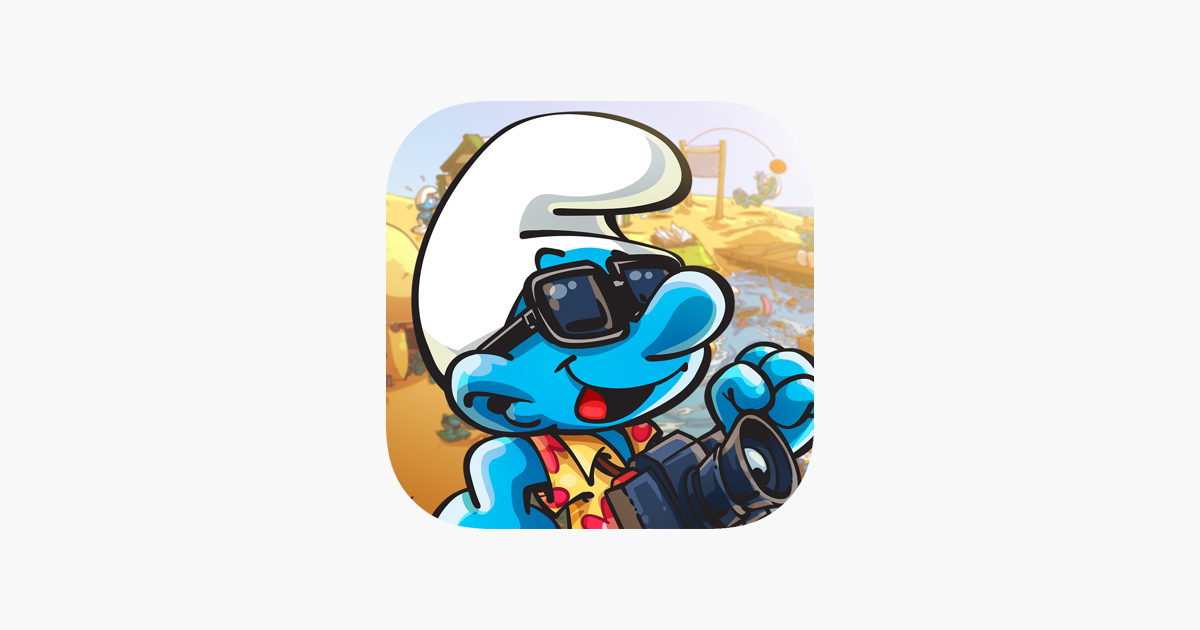 Smurfs' Village on the App Store