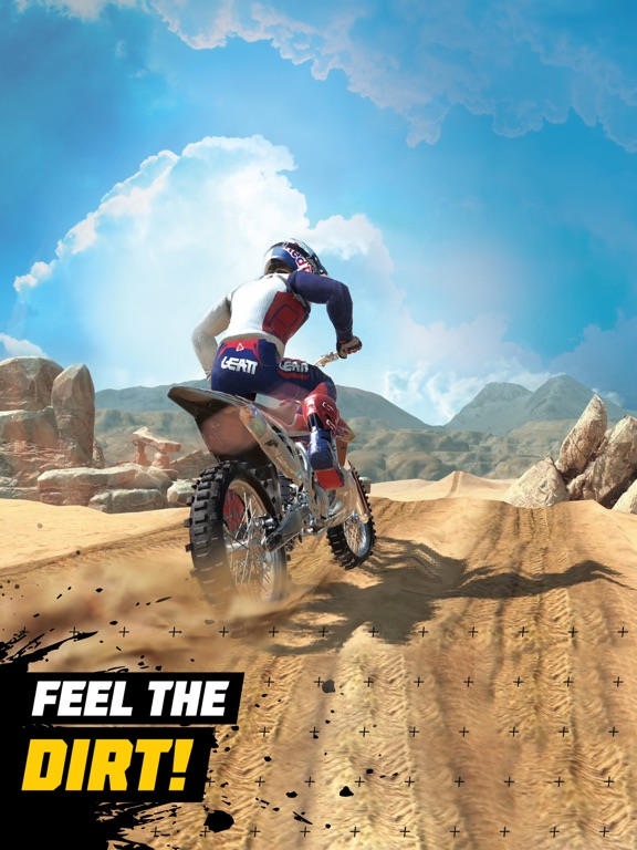 Dirt Bike Unchained screenshot 7