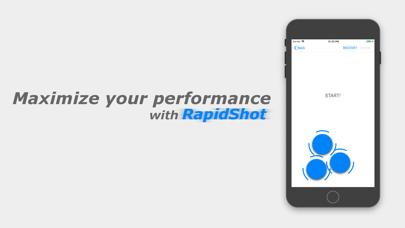 超高速 暇つぶし脳トレゲーム :RapidShot - 窓用