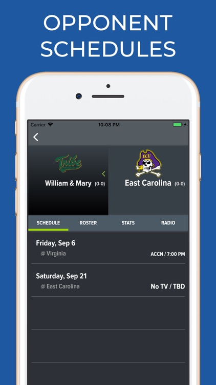 East Carolina Football App screenshot-5